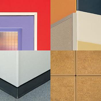 установка стеновых панелей на потолок