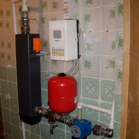 отопление частного дома пропаном