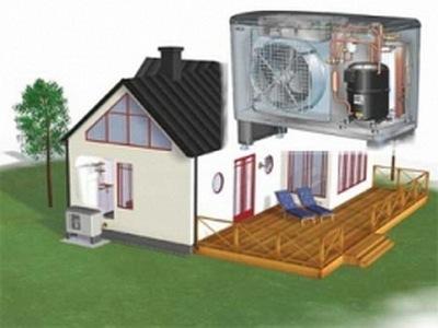 альтернативных систем отопления дома