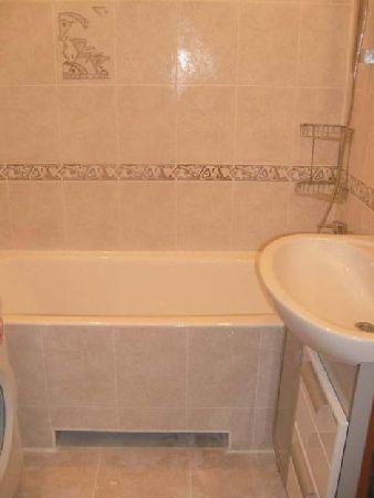 ремонт ванной комнаты эконом класса