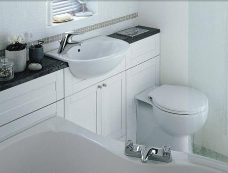 идеи ремонта маленькой ванной комнаты