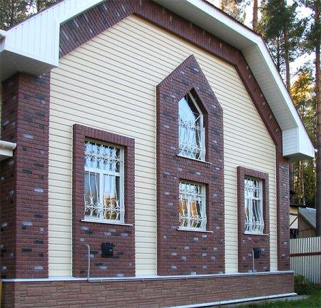 как штукатурить фасад дома