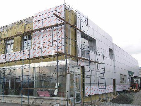 утепление фасадов домов цена