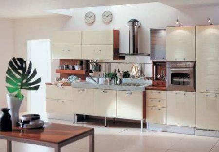 современные тенденции в дизайне кухни