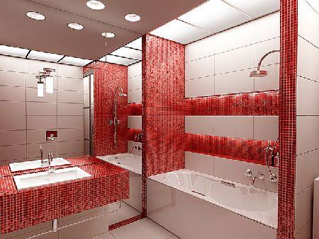 заказать дизайн проект ванной