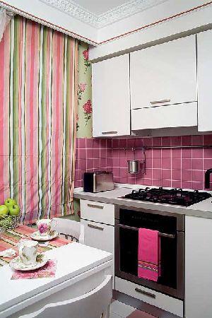 дизайн шести метровой кухни
