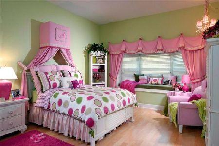 дизайн спальни для девушки подростка