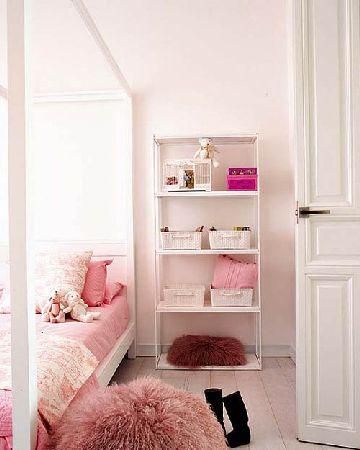 дизайн небольшой комнаты для девушки