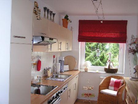 самый простой дизайн кухни