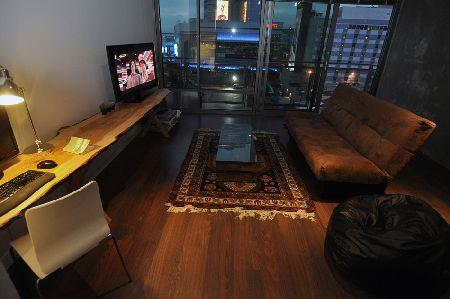дизайн интерьера маленькой квартиры студии