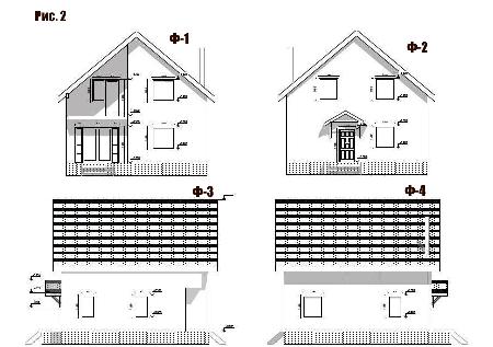 стоимость работ по отделке фасада